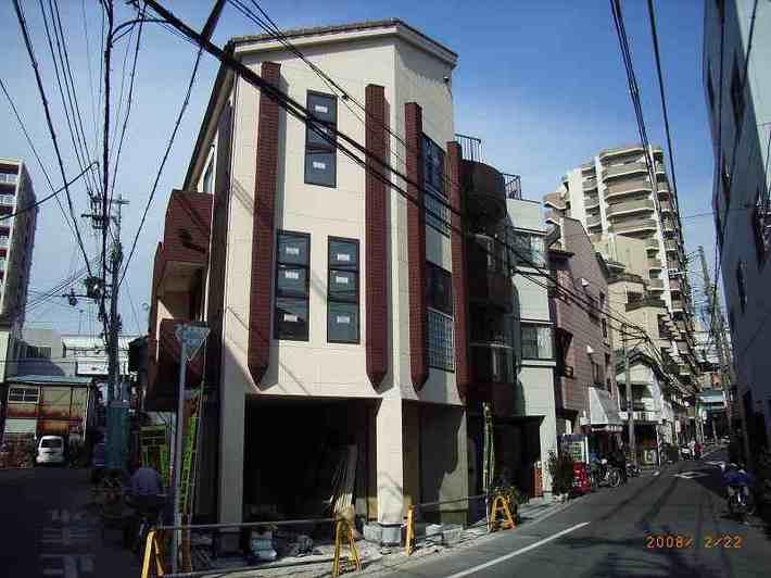 大阪市東成区 K様邸 新築事例