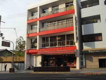 大阪市天王寺区kビル様外壁塗替え工事施工事例 リフォーム後