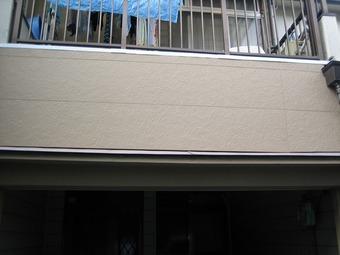 大阪市都島区E様邸外壁工事施工事例 リフォーム後