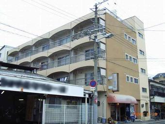大阪市城東区 マンション外壁塗装リフォーム事例 リフォーム後