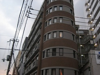 大阪市天王寺区Aマンション外壁改修施工事例 リフォーム後 その2