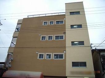 大阪市城東区 マンション外壁塗装リフォーム事例 リフォーム後 その2