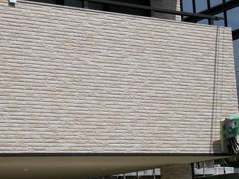 大阪市中央区サイデング補修工事施工例 リフォーム後 その3