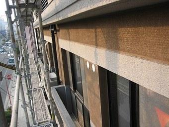 大阪市天王寺区Aマンション外壁改修施工事例 リフォーム後 その4