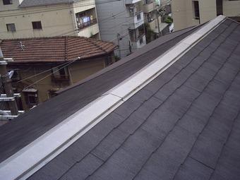 大阪市天王寺区C様邸屋根リフォーム施工事例 リフォーム前 その2