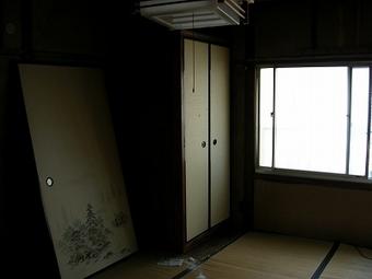 大阪市城東区 U様 戸建住宅まるごとリフォーム施工事例 リフォーム前