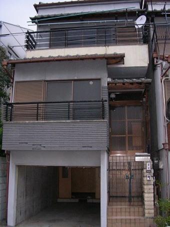 大阪市東住吉区 H様 戸建住宅まるごとリフォーム施工事例 リフォーム前