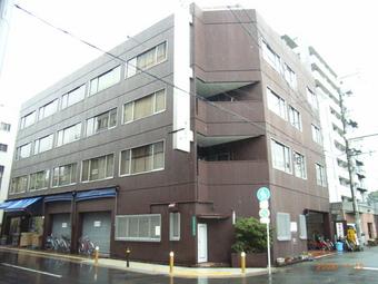 大阪市浪速区 Iビル外壁改修工事事例 リフォーム前