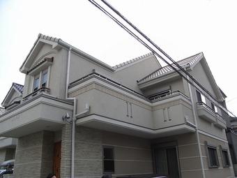 鶴見区k様邸テラス工事施工事例 リフォーム前
