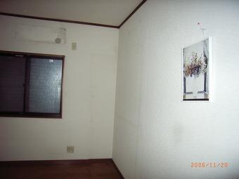 大阪市鶴見区A様邸リビング、キッチン施工事例 リフォーム前