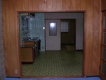 大阪市東住吉区 H様 戸建住宅まるごとリフォーム施工事例 リフォーム前 その2