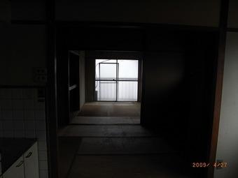 大阪市阿倍野区Tマンション全面リフォーム施工事例 リフォーム前 その2