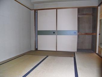 大阪市阿倍野区Y様邸マンション全面リフォーム施工事例 リフォーム前 その4