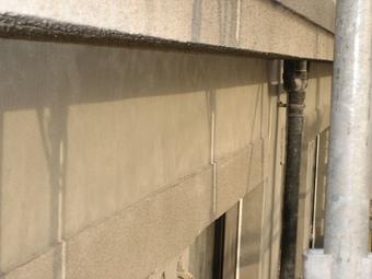 大阪市天王寺区Aマンション外壁改修施工事例 リフォーム前 その4