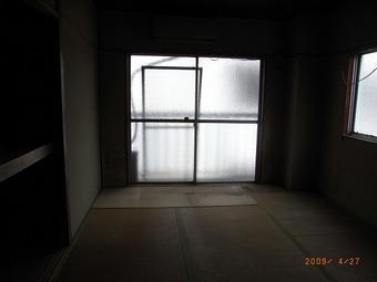 大阪市阿倍野区Tマンション全面リフォーム施工事例 リフォーム前 その4
