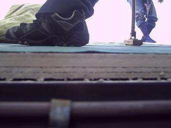 大阪市天王寺区C様邸屋根リフォーム施工事例 リフォーム前 その5