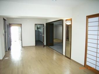 大阪市中央区マンション 内装リフォーム事例 リフォーム前 その6