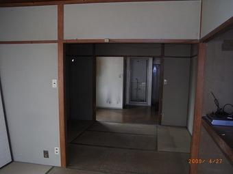 大阪市阿倍野区Tマンション全面リフォーム施工事例 リフォーム前 その7