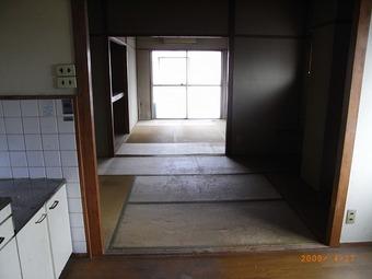 大阪市阿倍野区Tマンション全面リフォーム施工事例 リフォーム前 その9