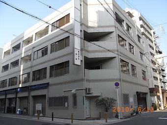大阪市浪速区 Iビル外壁改修工事事例 リフォーム後