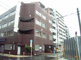 大阪市浪速区 Iビル外壁改修工事事例 リフォーム前 その2