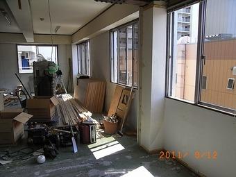 大阪市天王寺区M様マンション全面リフォーム施工事例 リフォーム前 その3