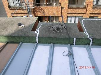 大阪市天王寺区Y様邸屋根遮熱塗装工事施工事例 リフォーム後 その3