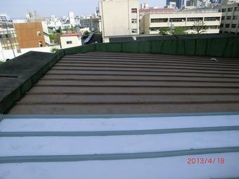 大阪市天王寺区Y様邸屋根遮熱塗装工事施工事例 リフォーム後 その5