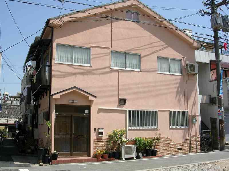 大阪市生野区 T様 外観リフォーム事例