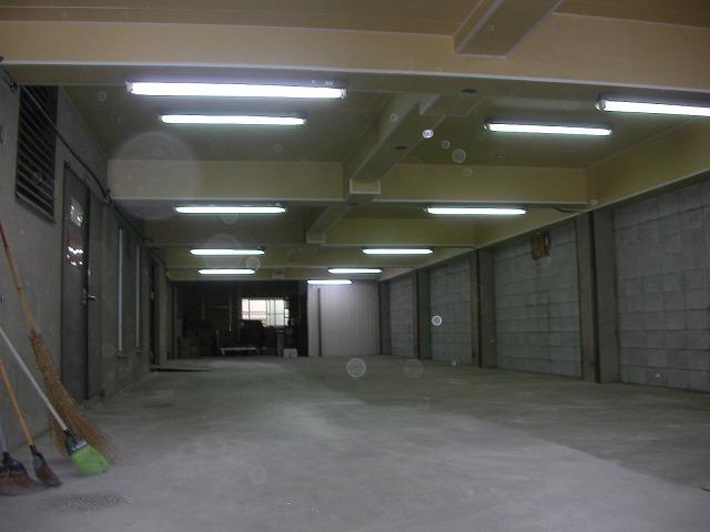 奈良県香芝市K会社様アスベスト囲い込み工法工事施工事例