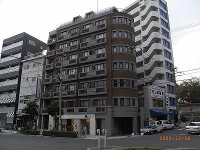 大阪市天王寺区Aマンション外壁改修施工事例