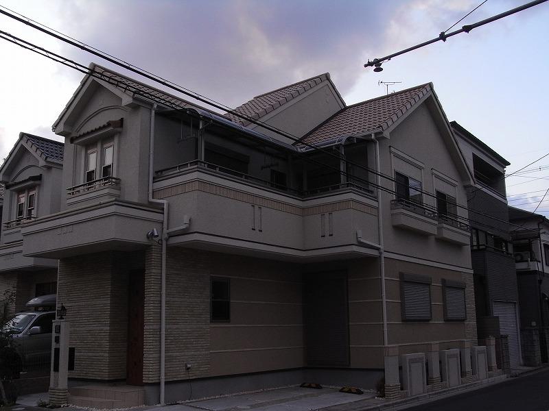 鶴見区k様邸テラス工事施工事例